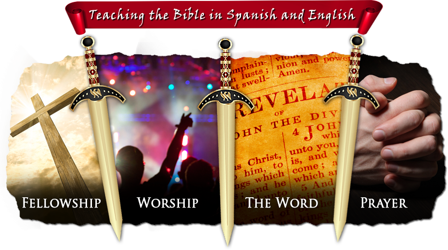 Teaching the Bible in Spanish and English